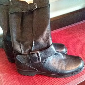 Gentile Souls Buckled Up boot